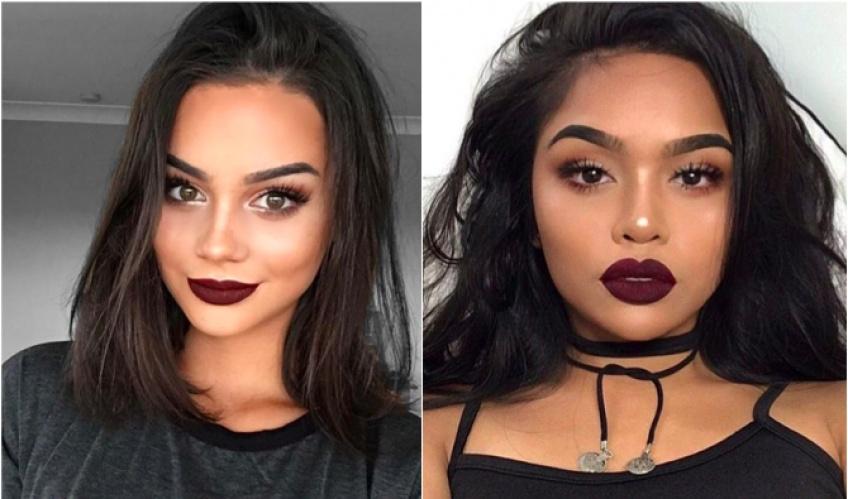 Dark make-up : la tendance maquillage qui sublimera toutes les brunettes !