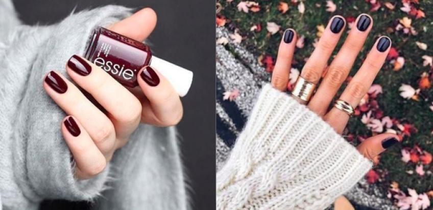 Les couleurs de vernis ultra-tendance à porter cet hiver !