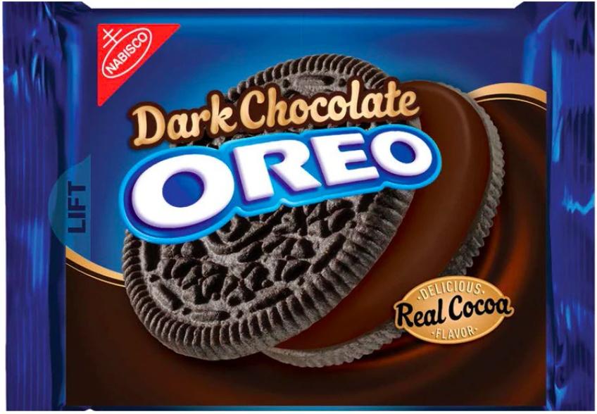 Alerte ! De nouveaux Oréo au chocolat noir !