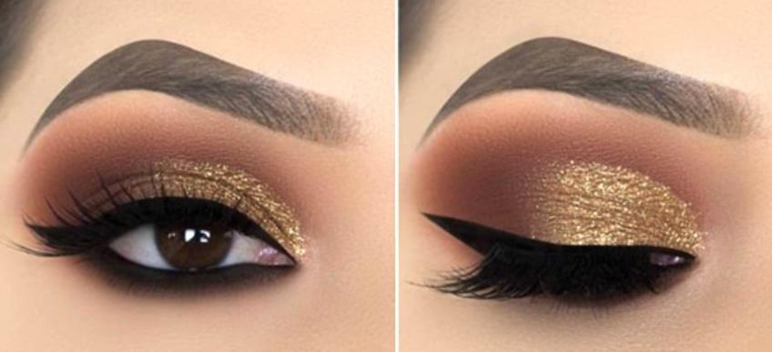 Les palettes pour les yeux les plus pailletées pour être la star du Nouvel An !