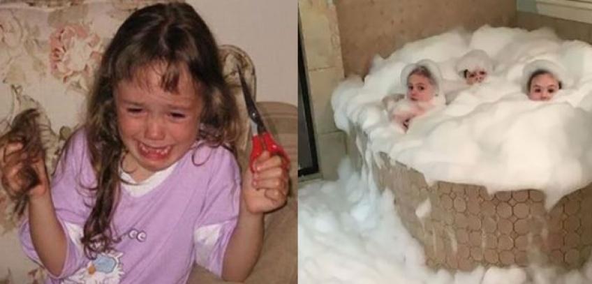 Photos Hilarantes Parents Enfants