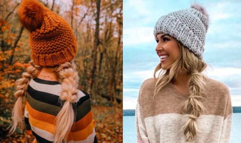 Les plus belles coiffures à adopter lorsque vous portez un bonnet !