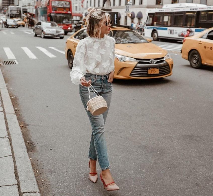 mode jeans tendance hiver sélection