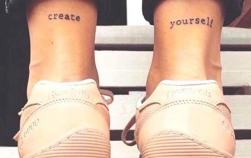 Sublimez vos 2 chevilles avec de beaux tatouages