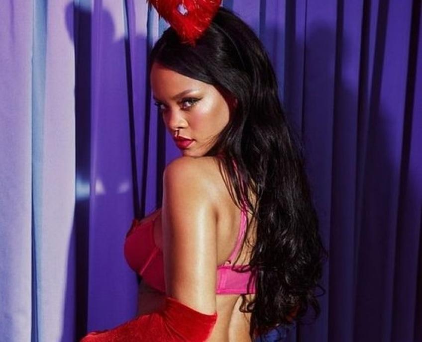 Rihanna Savage X Fenty lingerie