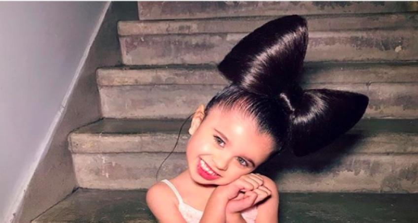 Mia Aflalo : la chevelure incroyable de la petite fille fait le buzz sur la toile