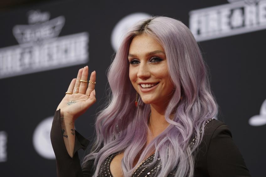 Le selfie sans maquillage de Kesha qui a tant touché ses fans !