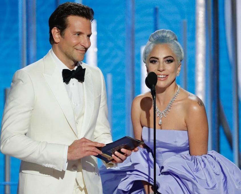 Bradley Cooper et Lady Gaga oscars 2019