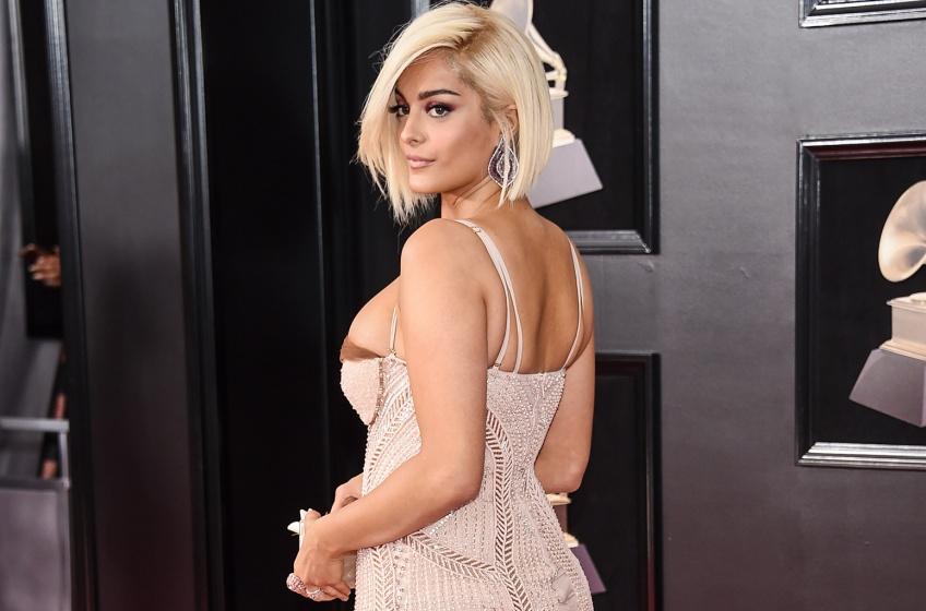 Bebe Rexha Grammys