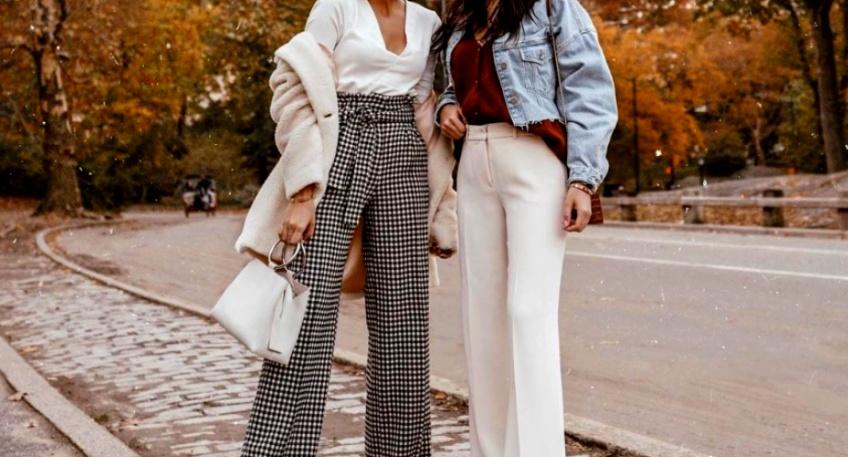 mode sélection pantalons habillés hiver