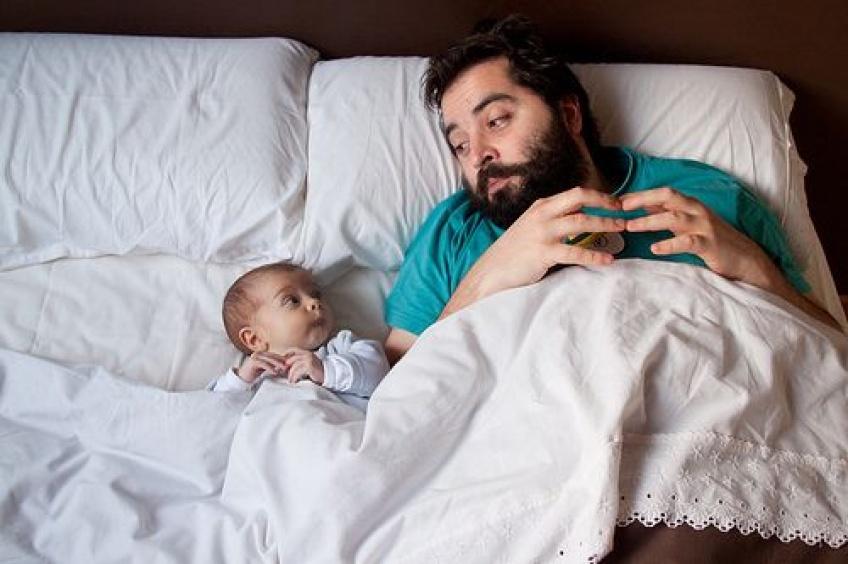 Ces photos adorables où la complicité entre des parents et leurs enfants saute aux yeux