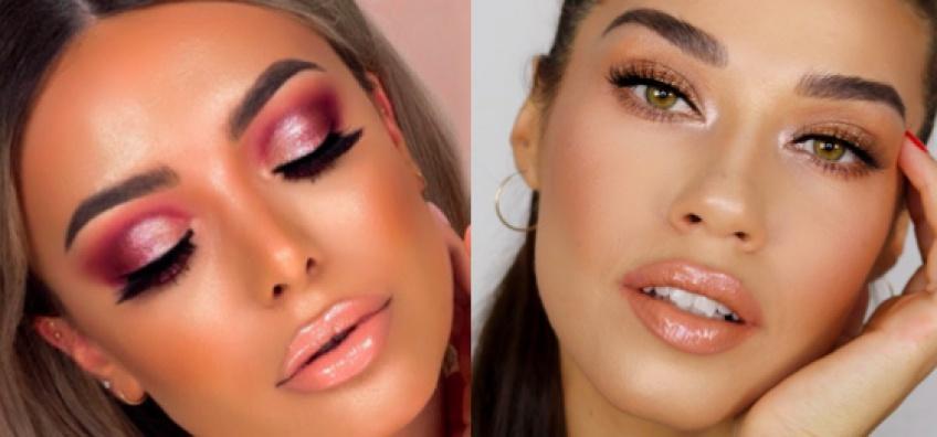 Les plus jolis maquillages nudes pour rayonner de beauté !