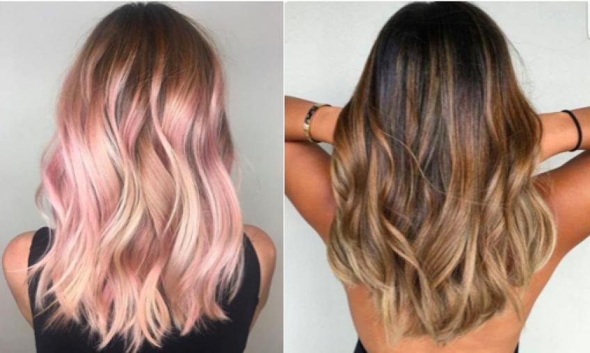 Les plus belles inspirations d'ombré hair selon Pinterest !