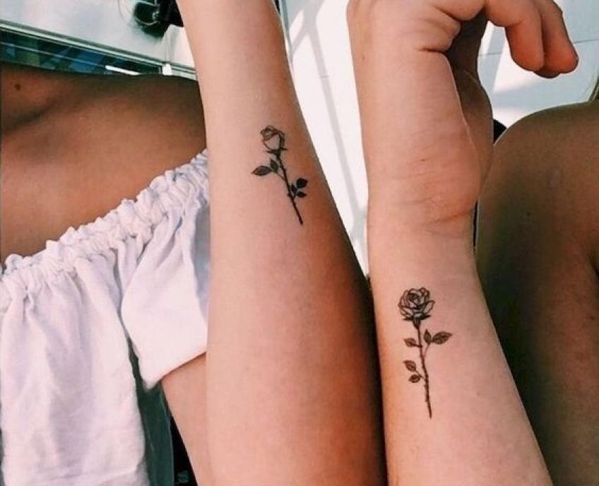 Ces tatouages canon à faire avec sa ou ses meilleures amies