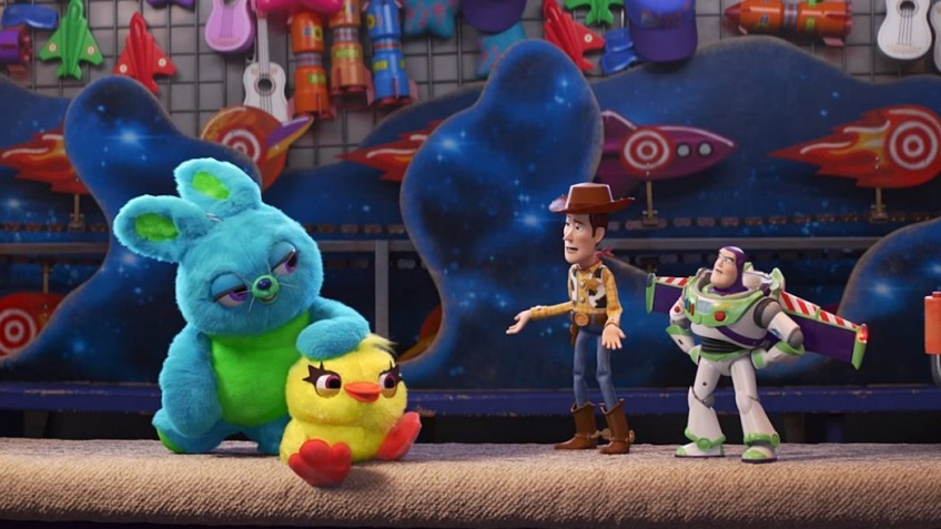 toy story 4 trailer superbowl