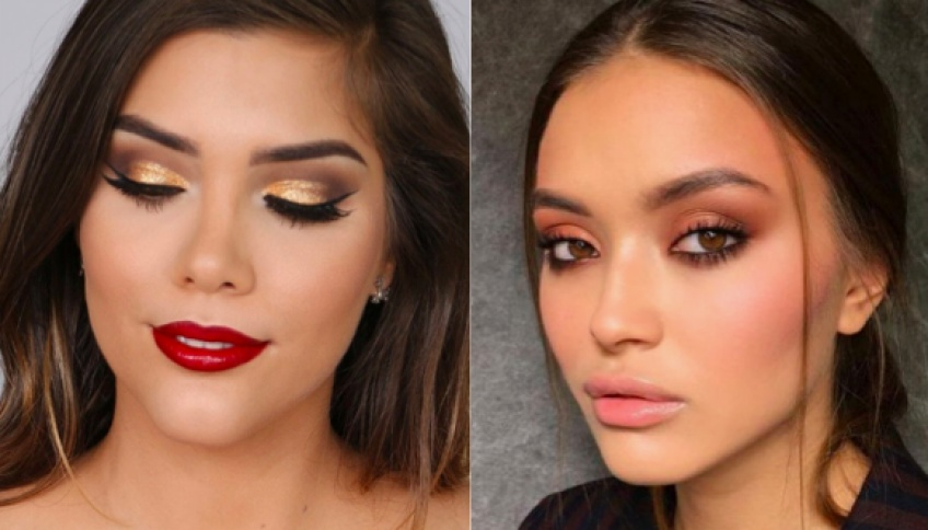 Les make-up parfaits pour rayonner en soirée !