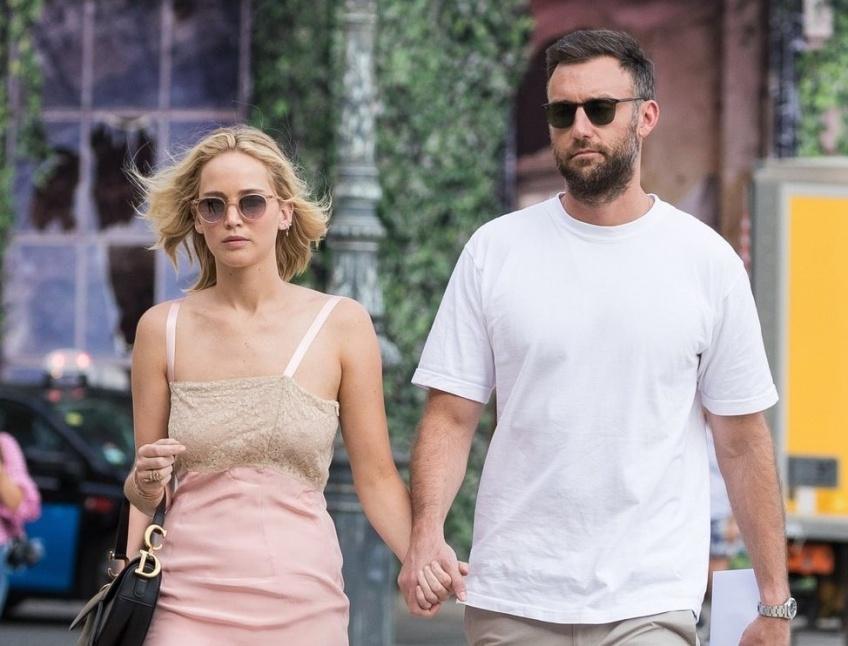 Jennifer Lawrence est fiancée, découvrez qui est l'heureux élu !