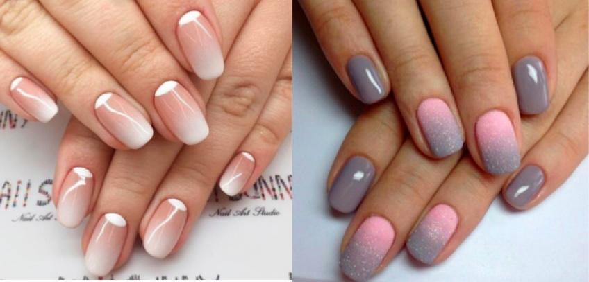Les plus belles inspirations de nail-art ombré !