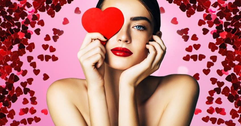 Lancôme vous propose de passer la Saint-Valentin avec l'homme idéal