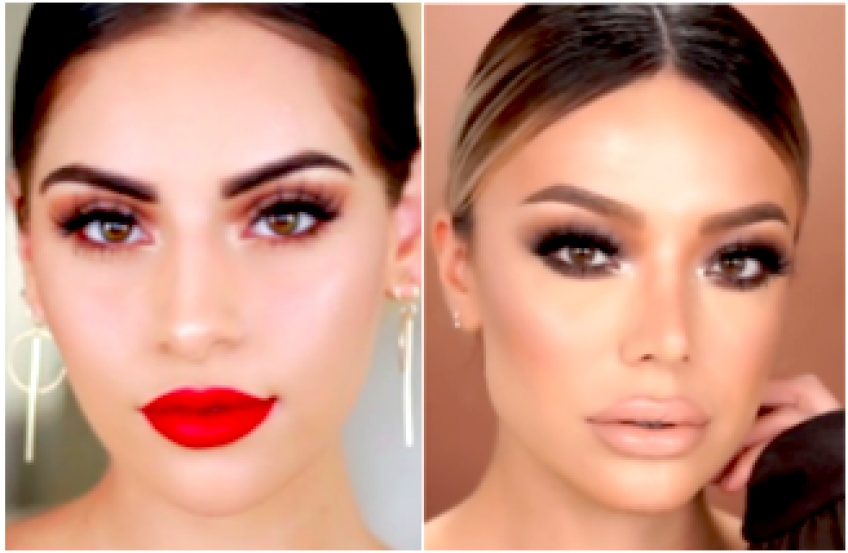 Saint-Valentin : Les make-up les plus canon pour lui faire tourner la tête !