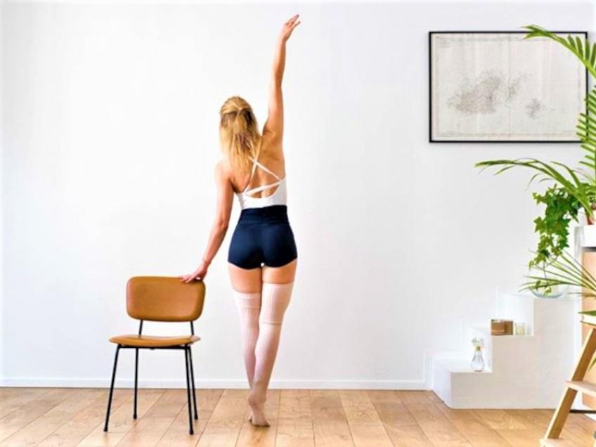 pilates booty