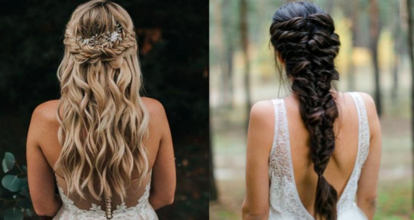 Les plus belles coiffures à arborer le jour de votre mariage !