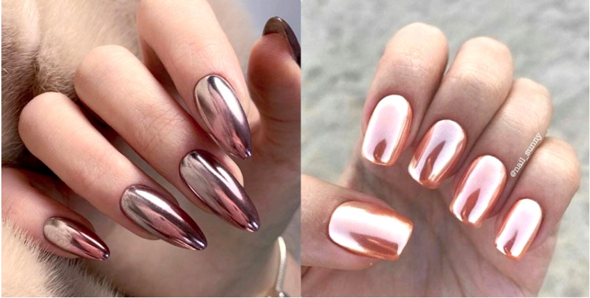 Chrome nails : la tendance qui sublime vos ongles !