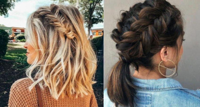 Toutes les coiffures sublimes qui vous donneront envie d'abandonner les cheveux longs !