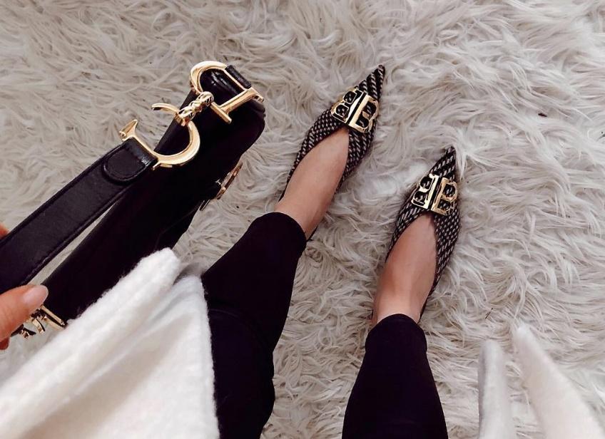 #Shoesday : Les chaussures habillées parfaites pour celles qui n'aiment pas les talons hauts