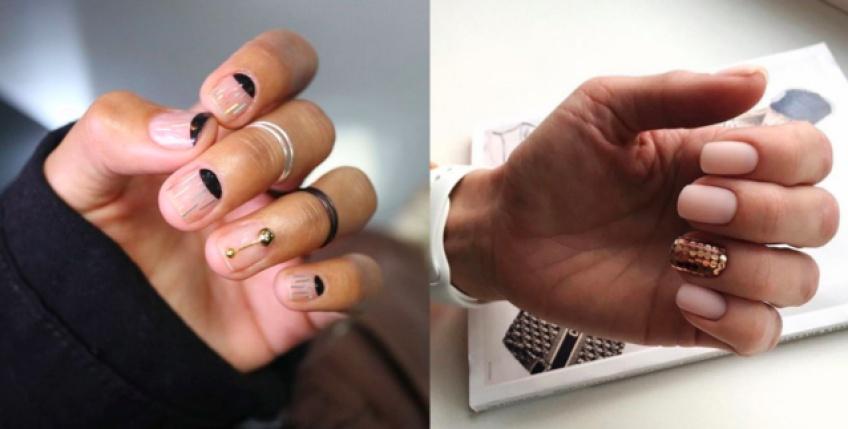 Les plus belles inspirations de nail-art qui mettent le doré à l'honneur !