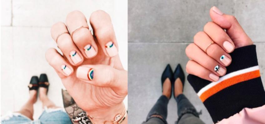 Les astuces génialissimes pour magnifier vos ongles courts !
