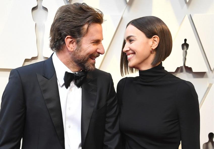 Lady Gaga et Bradley Cooper Irina Shayk Oscars 2019