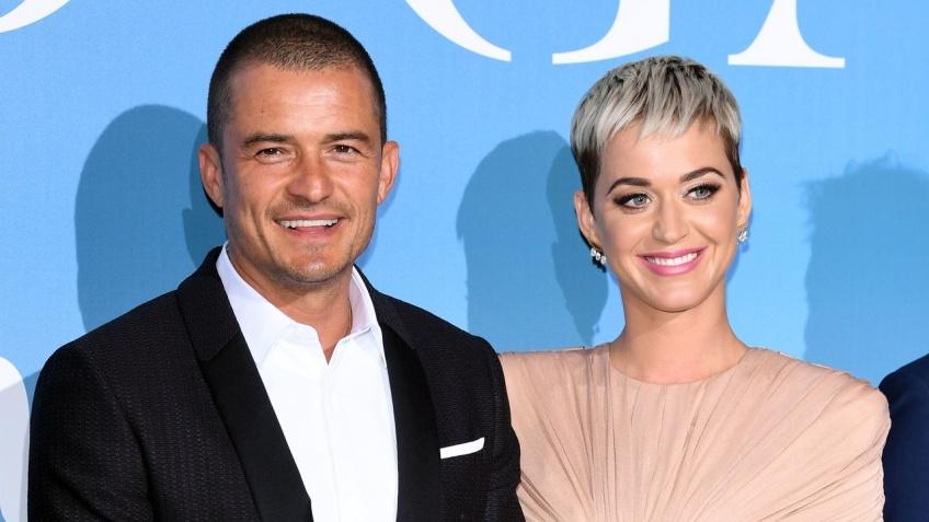 Katy Perry Orlando Bloom demande en mariage