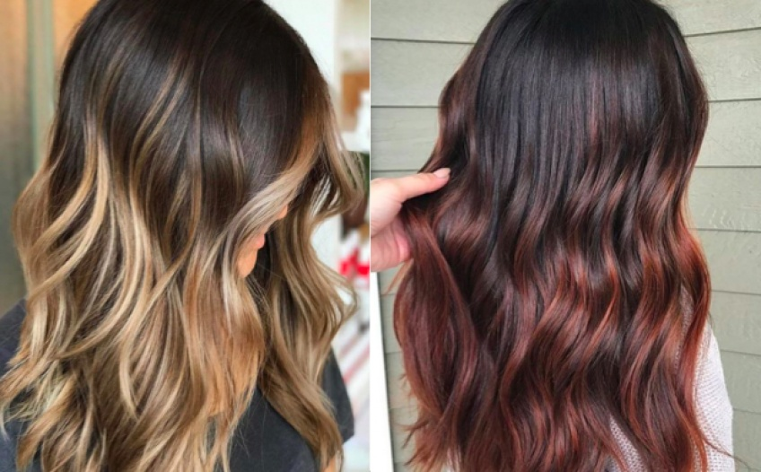 Les plus belles inspirations d'ombré hair !