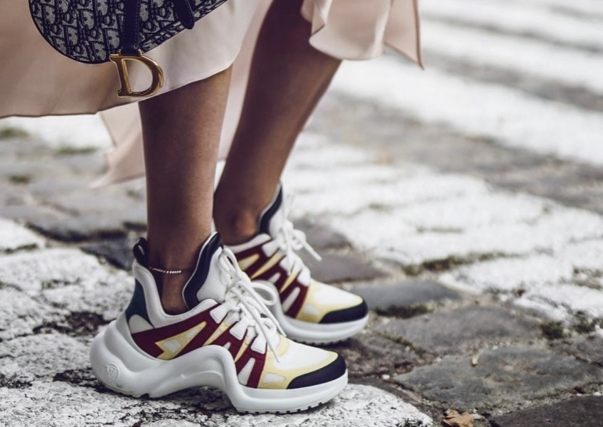#Shoesday : Ces baskets colorées qui vont nous faire craquer ce printemps !
