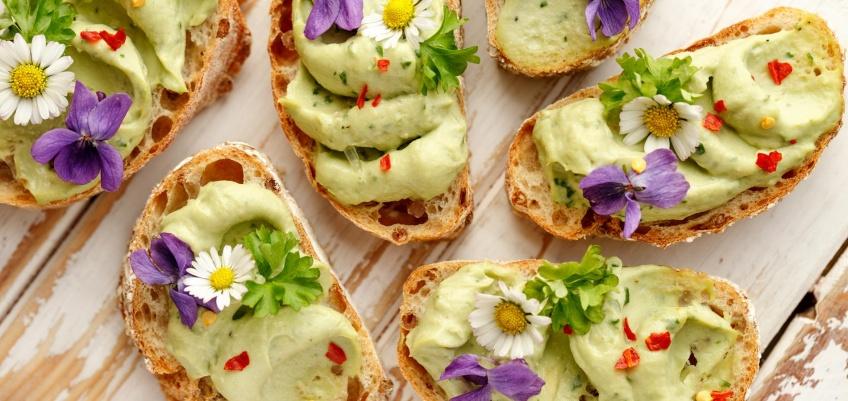 Fleurivore, des bouquets de fleurs à offrir et à manger !