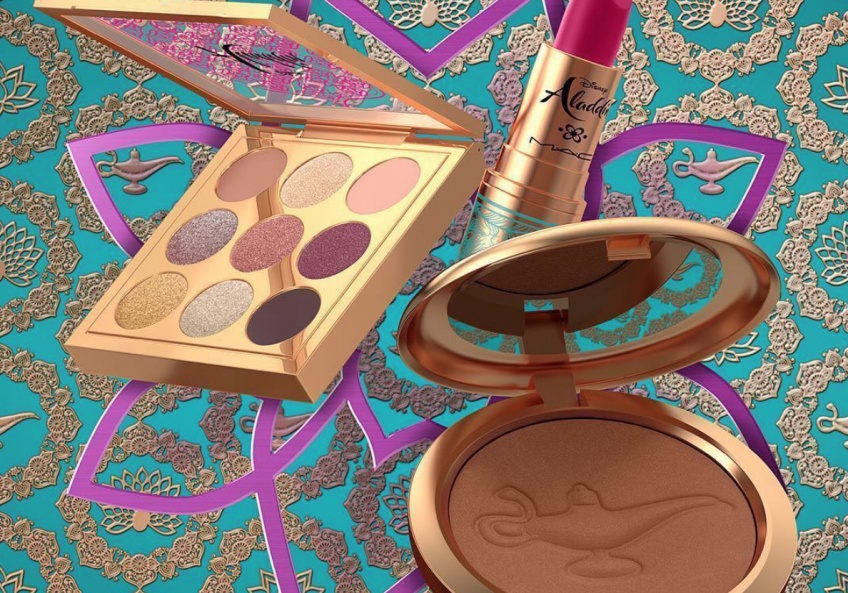 M.A.C Cosmetics x Aladdin : la collab' qui fait rêver toutes les fans Disney !