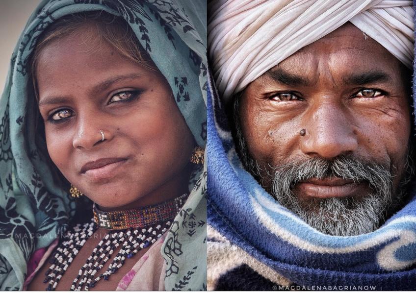 Cette photographe parcourt l'Inde pour capter la beauté de ses habitants !