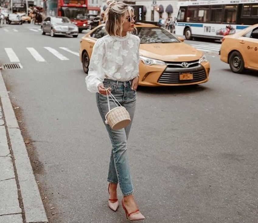 mode sélection tops jeans