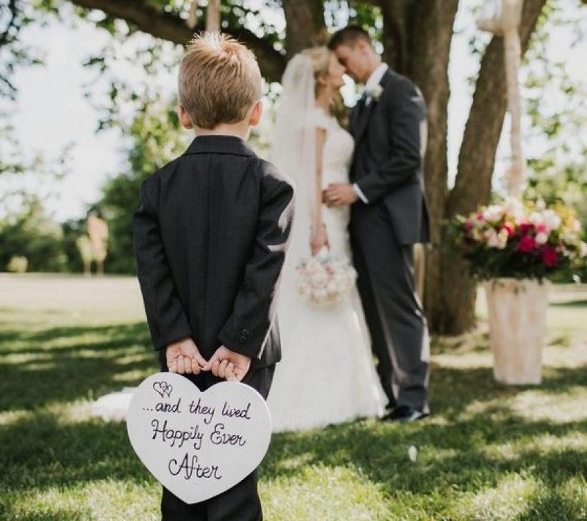 Les photos de mariage les plus extraordinaires repérées sur Internet, qui donnent envie de franchir le pas !