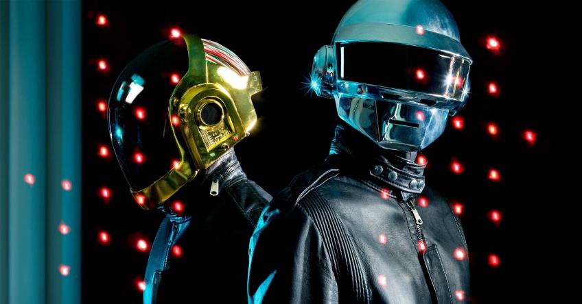 Les Daft Punk organisent une énorme fête gratuite sur le toit de Beaubourg !