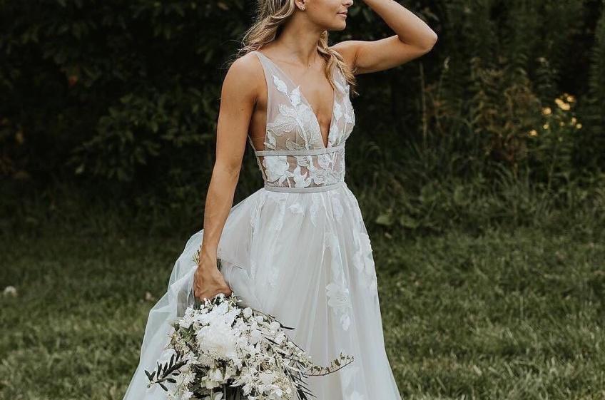 Les robes de mariées les plus sublimes et à petits prix qui vont vous faire rêver