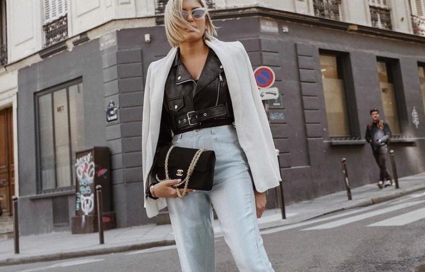 Les looks canon repérés sur Instagram pour porter le jean à la perfection ce printemps