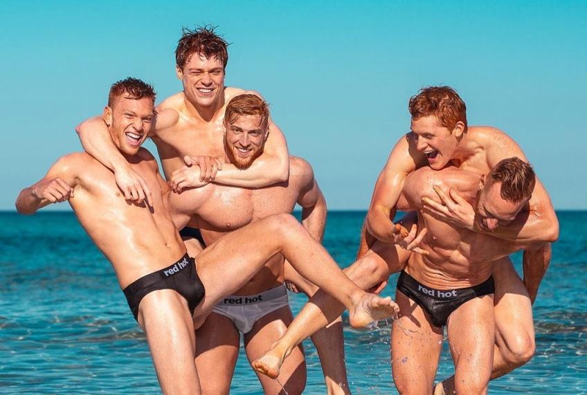 WANTED : Des hommes roux sexy sont recherchés pour poser un calendrier très hot !