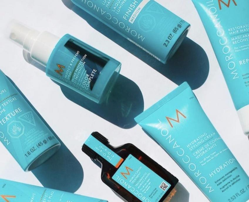 Beauty Crush #75 : Moroccanoil, la marque à base d'huile d'argan pour un été hydraté !