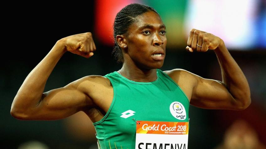 L'athlète Caster Semenya exclue de la compétition pour son physique trop puissant