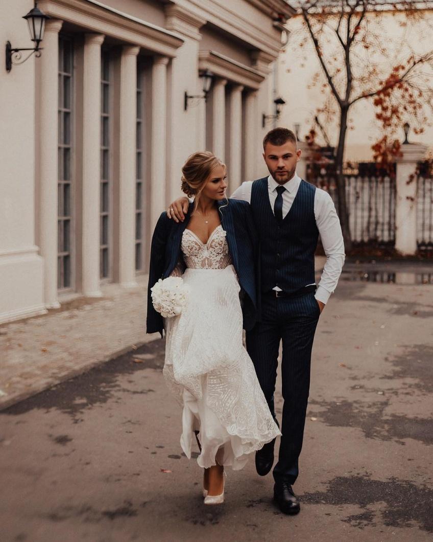 chaussures de mariage, chausser, future mariée