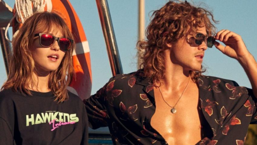 H&M lance une collection spéciale pour la saison 3 de Stranger Things
