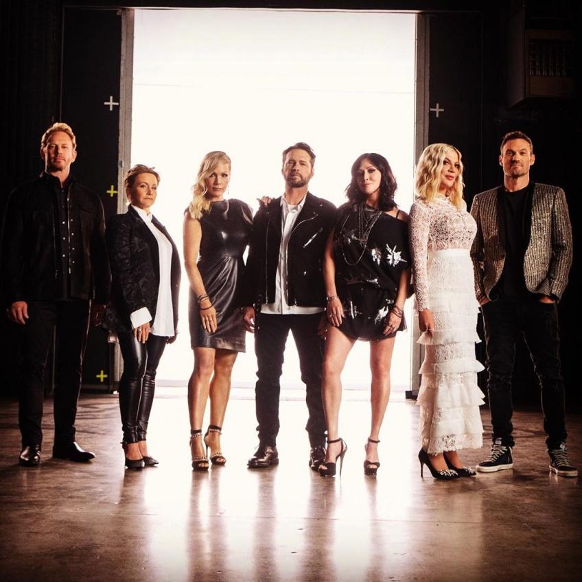 Beverly Hills 90210 acteurs