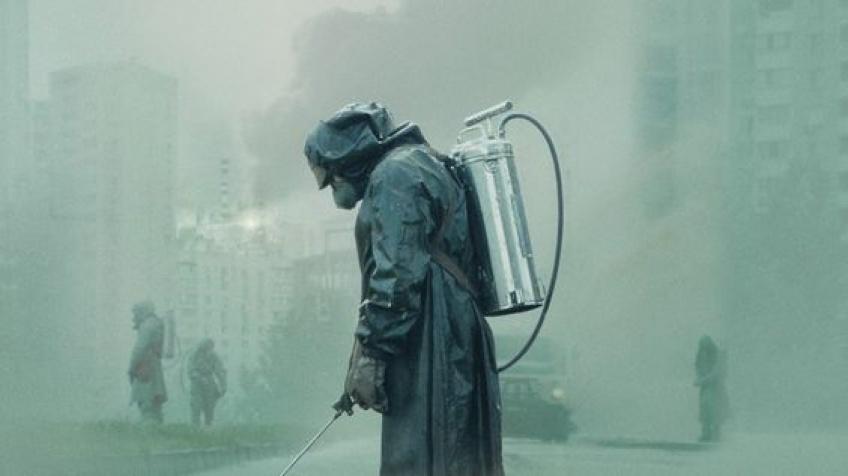 hbo chernobyl série
